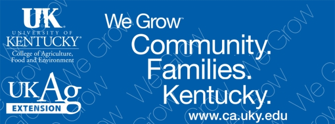 Cooperative Extension Builds Kentucky