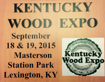 KY wood expo 2015