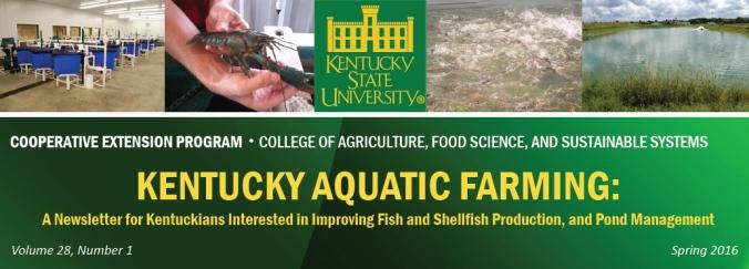 KY aqua farming