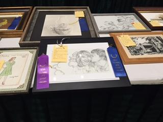 champion drawing