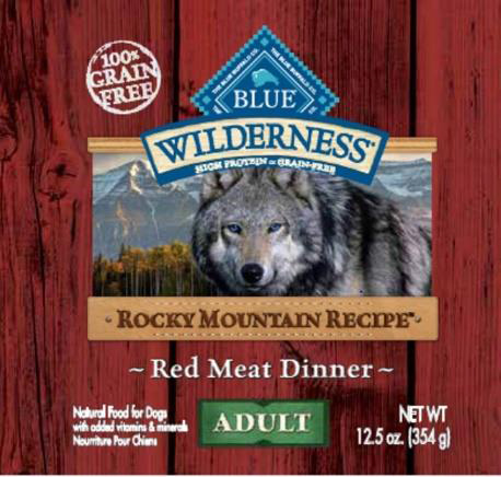 dog food recalled