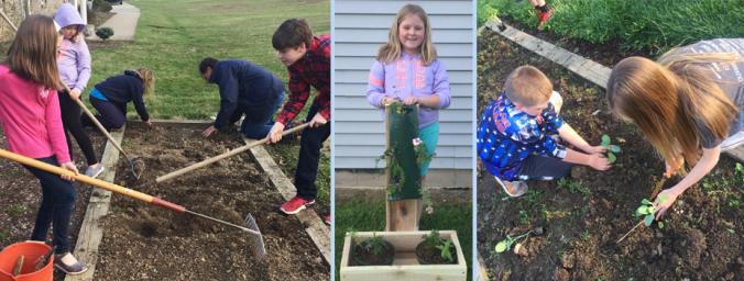 oc kids gardening