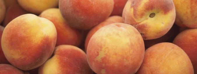 healthy peach breakfast recipe