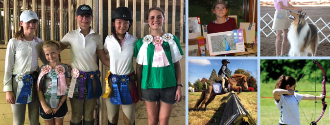4h competitive events