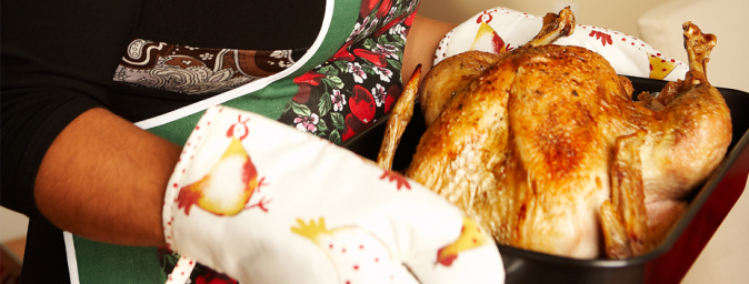 how to cook turkey safely