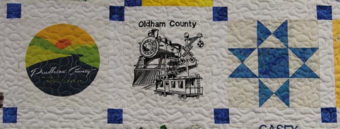 oldham county census quilt