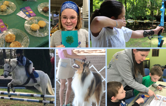 oldham county 4h clubs