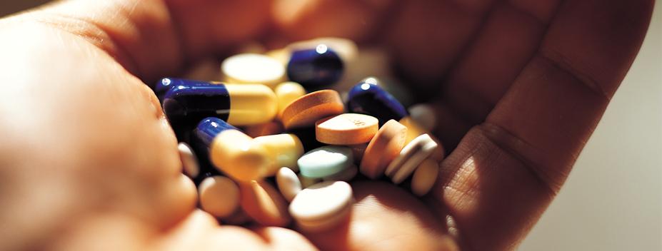 prescription drug disposal